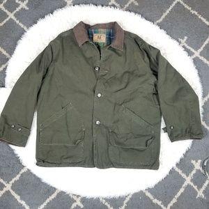 American Eagle military green jacket coat XL